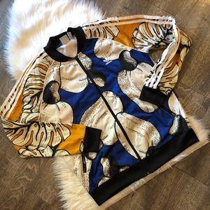 Adidas Originals 2018 SST Track Jacket Multicolor